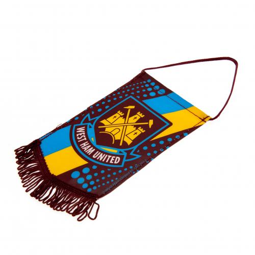 West Ham United F.C. Mini Pennant