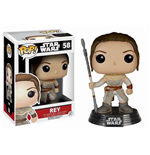 Star Wars Episode VII POP! Vinyl Bobble-Head Rey 10 cm