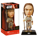 Star Wars Episode VII Wacky Wobbler Bobble-Head Rey 15 cm