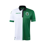 2015-2016 Sporting Lisbon Authentic Third Match Shirt