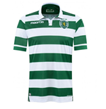 2015-2016 Sporting Lisbon Authentic Home Match Shirt