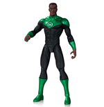 DC Comics The New 52 Action Figure Green Lantern John Stewart 17 cm