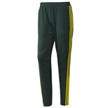 2015-2016 AC Milan Adidas EU Training Pants (Green)