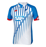 2015-2016 TSG Hoffenheim Lotto Home Football Shirt