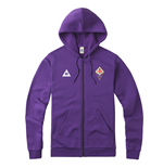 2015-2016 Fiorentina Fleece Hoody (Purple)