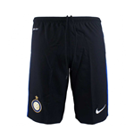 2015-2016 Inter Milan Nike Home Shorts (Black)