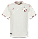 2015-2016 Universitario Home Umbro Football Shirt