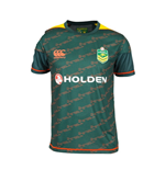 2015-2016 Kangaroos Replica Training Tee (Green)