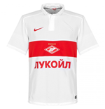 2015-2016 Spartak Moscow Away Nike Football Shirt