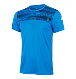 Adidas 2015-2016 Champions League Poly Tee (Blue)