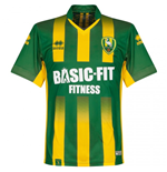 2015-2016 Ado Den Haag Errea Home Football Shirt