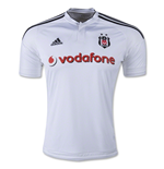 2015-2016 Besiktas Adidas Home Football Shirt (Kids)