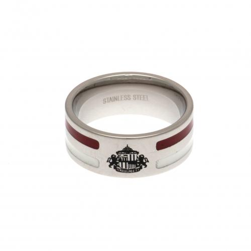 Sunderland A.F.C. Colour Stripe Ring Medium