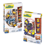 Minions Mega Bloks Construction Set Themed Pack Assortment (6)