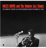 Vynil Miles Davis / The Modern Jazz Giants - The Complete, Historic, All-Star Recording Session Of December 24,1954