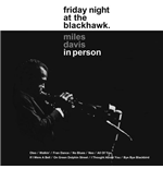 Vynil Miles Davis - In Person, Friday Nightat The Blackhawk (2 Lp)