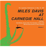 Vynil Miles Davis - At The Carnegie Hall Part One (Limited Edition)