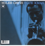 "Vynil Miles Davis - ""Blue Xmas"" B/w ""Devil May Care"" (7"")"
