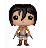 Attack on Titan POP! Vinyl Figure Mikasa Ackermann 10 cm