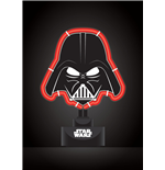 Star Wars Neon Light Darth Vader 19 x 24 cm