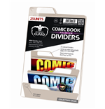 Ultimate Guard Premium Comic Book Dividers Sand (25)