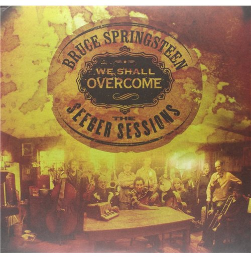 Vynil Bruce Springsteen - We Shall Overcome: The Seeger Sessions  180 Gram Vinyl (2 Lp)