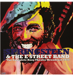 Vynil Bruce Springsteen & The E Street Band - The Complete Roxy Theater Broadcasts 1975 (3 Lp)