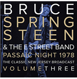 Vynil Bruce Springsteen - Passaic Night, New Jersey 1978 - Vol.3 (2 Lp)