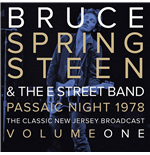 Vynil Bruce Springsteen - Passaic Night, New Jersey 1978 - Vol.1 (2 Lp)
