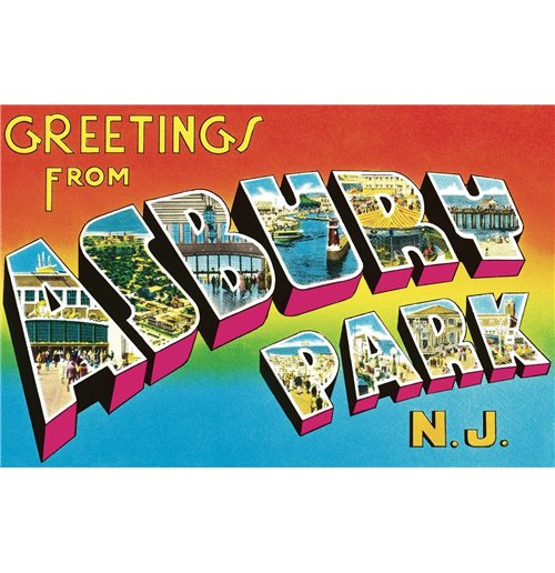 Vynil Bruce Springsteen - Greetings From Ashbury Park, N.J.