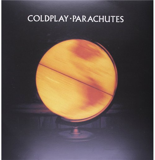 Vynil Coldplay - Parachutes