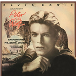 Vynil David Bowie - Peter & The Wolf
