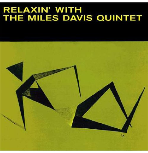 Vynil Miles Davis Quintet - Relaxin'