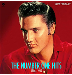 Vynil Elvis Presley - Number One Hits 1956-1962