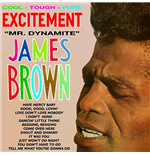 Vynil James Brown - Exciteman   Mr. Dynamite
