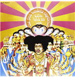 Vynil Jimi Hendrix - Axis Bold As Love =mono=