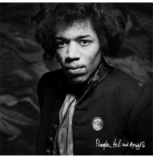 Vynil Jimi Hendrix - People, Hell & Angels (2 Lp)