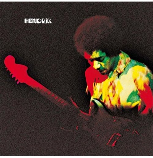 Vynil Jimi Hendrix - Band Of Gypsys