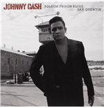 "Vynil Johnny Cash - Folsom Prison Blues / San Quentin (7"" & T Shirt Box Set)"