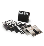 Vynil Johnny Cash - American Recordings I-vi (7 Lp)
