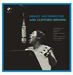 Vynil Dinah Washington With Clifford Brown - Dinah Washington With Clifford Brown