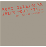"Vynil Rory Gallagher - Irish Tour '74 10"" Rsd"