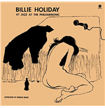 Vynil Billie Holiday - At Jazz At The Philarmonic (180g)