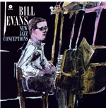 Vynil Bill Evans - New Jazz Conceptions