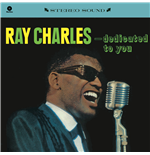 Vynil Ray Charles - Dedicated To You