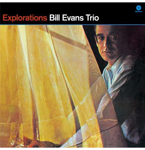 Vynil Bill Evans - Explorations