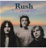 Vynil Rush - Kiel Auditorium, St Louis 14 February 1980 (2 Lp)