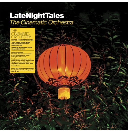 Vynil Late Night Tales Cinematic Orchestra (3 Lp)