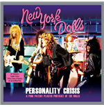 Vynil New York Dolls - Personality Crisis (2 Lp)