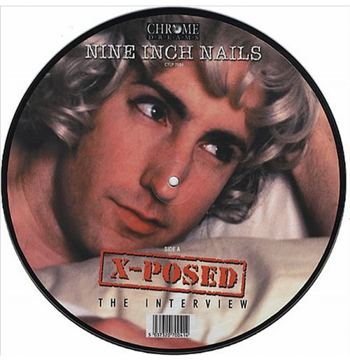 "Vynil Nine Inch Nails - Nine Inch Nails - X-posed (10"")"